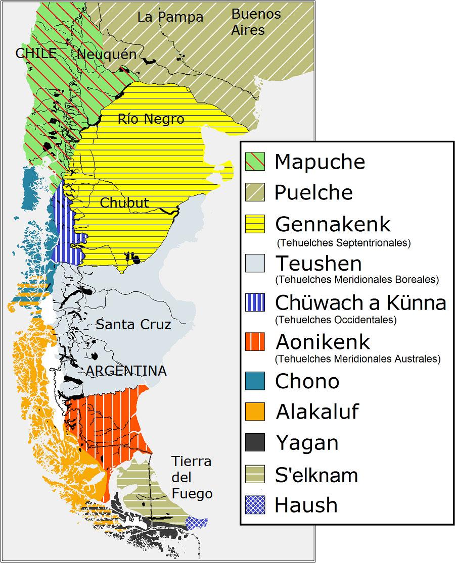The Haush Indians of Tierra del Fuego | Don Macnaughtan\'s Bibliographies